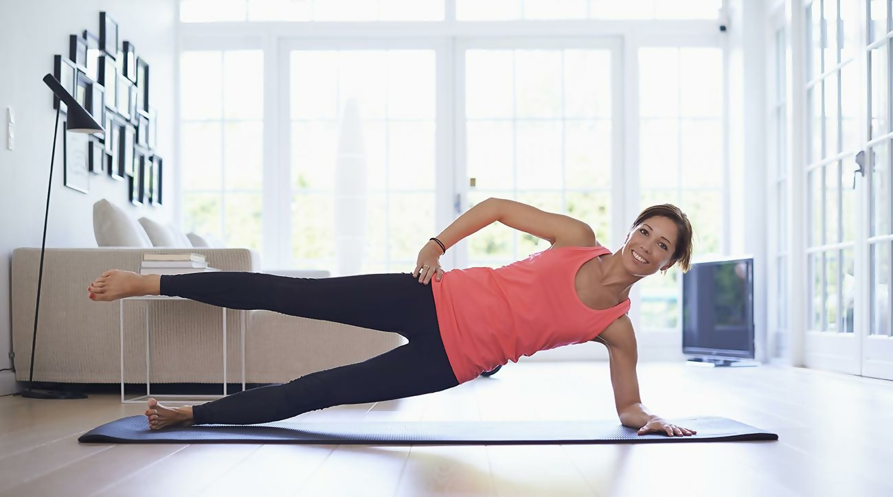 side lying hip abduction