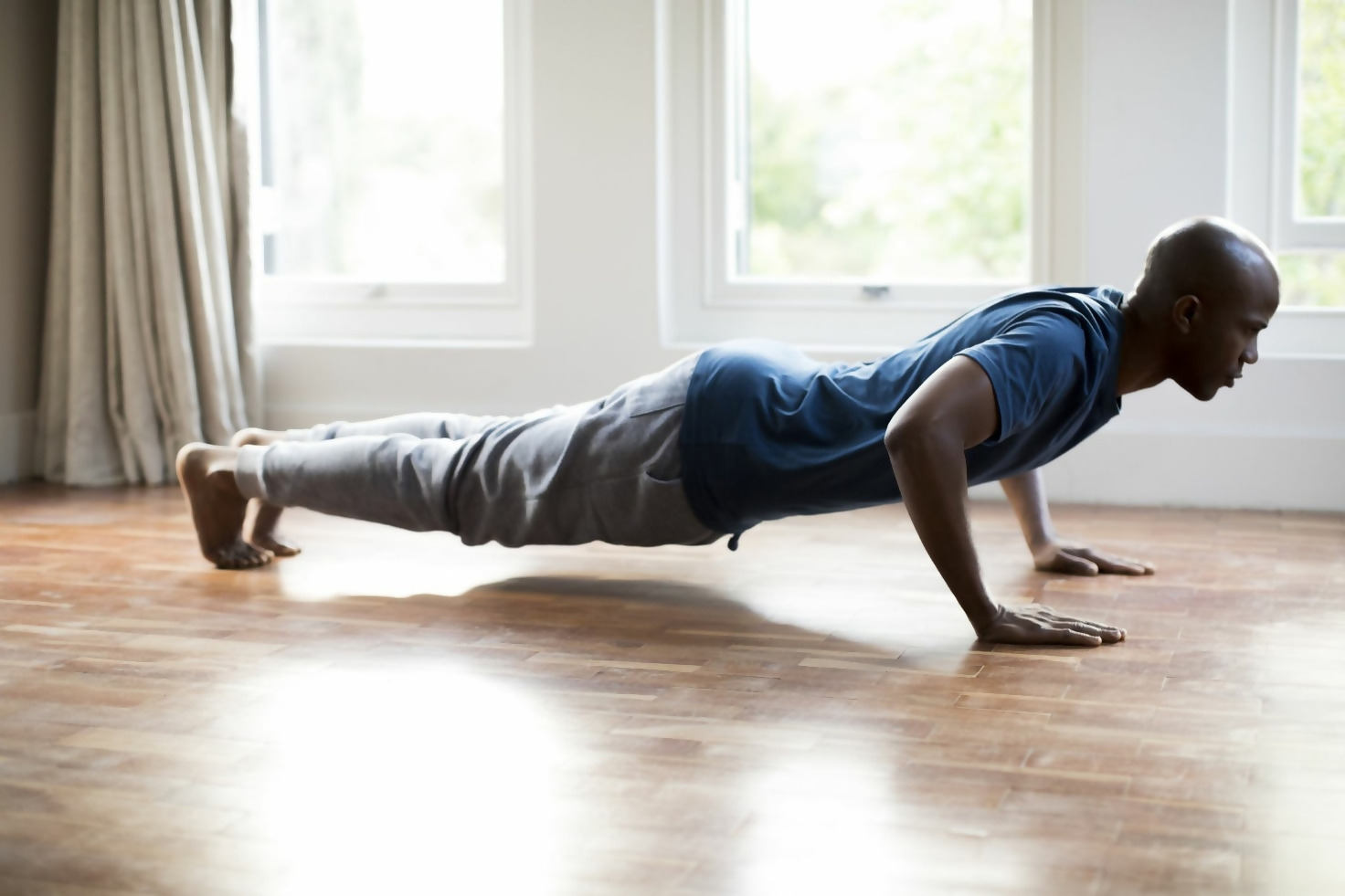 The Simple Ways To Exercise At Home